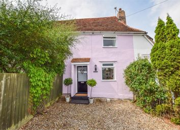 Thumbnail 1 bed cottage for sale in Fleur Cottage, Colchester Road, Ardleigh, Colchester, Essex