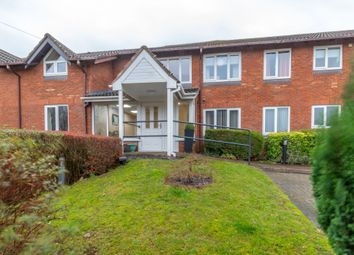 Thumbnail 2 bed flat for sale in Shelly Crescent, Shirley, Solihull