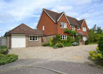 Thumbnail 4 bed detached house for sale in The Green, Kintbury, Berkshire