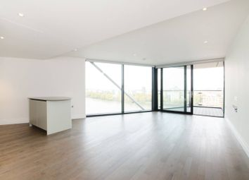 Thumbnail 3 bed flat to rent in Riverlight, Battersea
