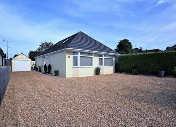 Thumbnail 5 bed detached bungalow for sale in Old Farm Road, Oakdale, Poole, Dorset