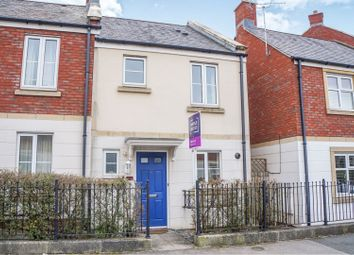 Thumbnail 2 bed end terrace house for sale in Britten Road, Swindon