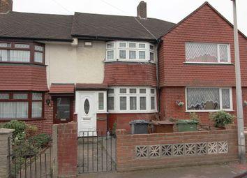 Thumbnail 2 bed terraced house to rent in Sedgemoor Drive, Dagenham