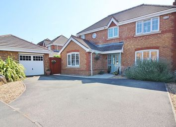Thumbnail 4 bed detached house for sale in The Nurseries, Hesketh Bank
