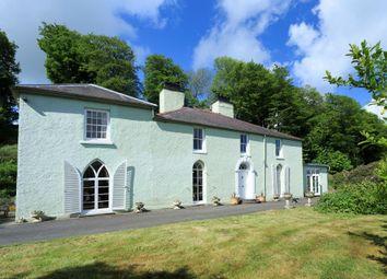 Thumbnail 7 bed farmhouse for sale in Tresaith, Tresaith, Cardigan, Ceredigion
