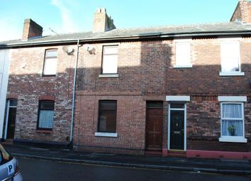 Thumbnail 2 bed terraced house for sale in White Street, Warrington, Cheshire