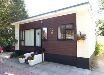Thumbnail 1 bed bungalow for sale in Cleeve Park, Chapel Cleeve, Minehead