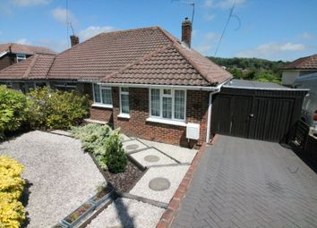 Thumbnail 2 bed semi-detached bungalow for sale in Parham Road, Findon Valley