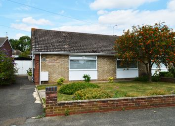 Thumbnail 2 bed semi-detached bungalow for sale in Salisbury Road, Werrington