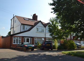 Thumbnail 4 bed semi-detached house to rent in Collingwood Avenue, Tolworth, Surbiton