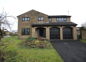 5 bed detached house for sale in Ascot Close, Bamford, Rochdale, Greater Manchester OL11