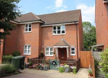 Thumbnail 2 bed semi-detached house for sale in John Arlott Court, Grange Road, Alresford