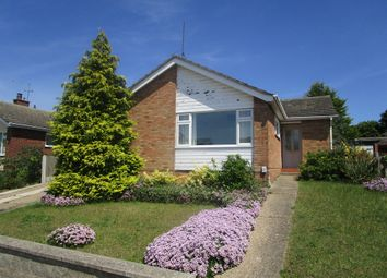 Thumbnail 2 bed detached bungalow for sale in St. Mark Drive, Colchester