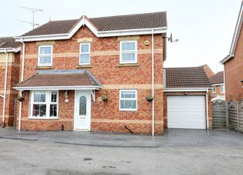 Thumbnail 4 bed detached house for sale in Ferry Road West, Scunthorpe