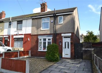 Thumbnail 2 bed terraced house for sale in Edward Street, Leigh