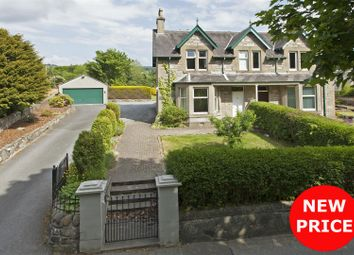 Thumbnail 4 bed semi-detached house for sale in East Moulin Road, Pitlochry