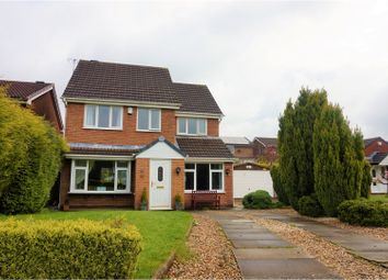 Thumbnail 5 bed detached house for sale in Brook Meadow, Westhoughton, Bolton