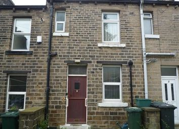 Thumbnail 2 bedroom terraced house for sale in Woodside Cottages, Milnsbridge, Huddersfield