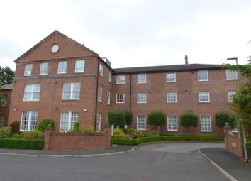 Thumbnail 2 bed flat for sale in Westholme Close, Congleton, Cheshire