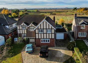Thumbnail 4 bed detached house for sale in North Way, Fulstow, Lincolnshire