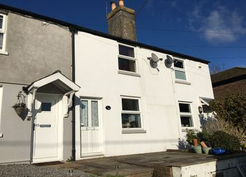 Thumbnail 2 bed terraced house for sale in Meadow Cottages, Butchers Lane, Three Oaks, Hastings