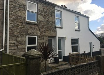 Thumbnail 2 bed terraced house to rent in Princess Street, St Just