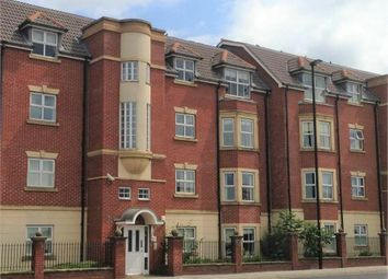 Thumbnail 2 bed flat to rent in Hallfield Road, York