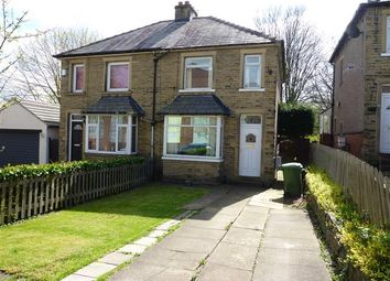 Thumbnail 2 bed semi-detached house for sale in Nabcroft Lane, Crosland Moor, Huddersfield