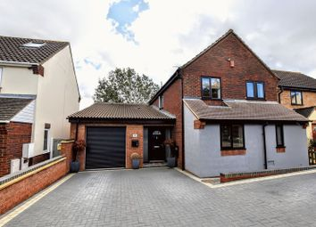 Thumbnail 4 bedroom detached house for sale in Haydock Close, Bletchley, Milton Keynes