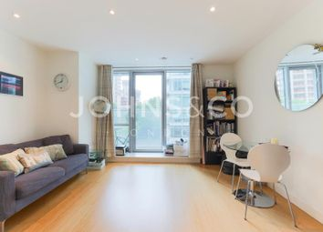 Thumbnail 1 bedroom flat for sale in Pan Peninsula, East Tower, London