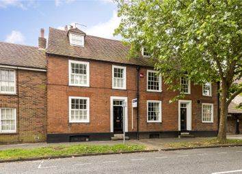 Thumbnail 3 bedroom terraced house for sale in St. Pancras, Chichester, West Sussex