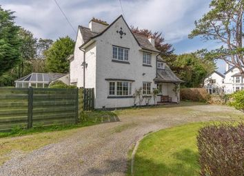 Thumbnail 4 bed detached house for sale in Bangor Road, Benllech, Anglesey, North Wales