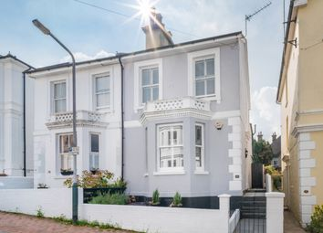 Thumbnail 4 bed semi-detached house for sale in Cambridge Street, Tunbridge Wells