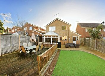Thumbnail 4 bedroom detached house for sale in Chaldon Road, Poole