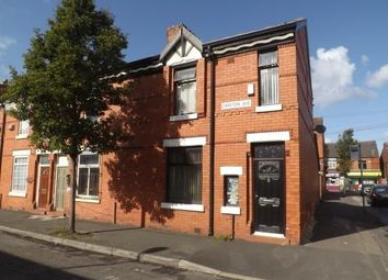 Thumbnail 3 bed terraced house for sale in Carlton Avenue, Rusholme, Manchester