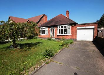 Thumbnail 2 bed bungalow for sale in Heanor Road, Ilkeston