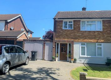 Thumbnail 3 bed semi-detached house to rent in Flinders Close, St.Albans