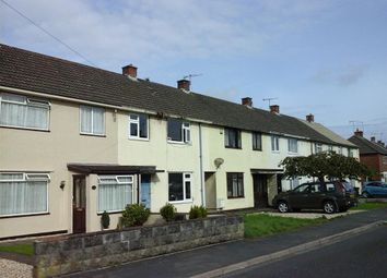 Thumbnail 3 bed terraced house for sale in Westbury Crescent, Weston-Super-Mare