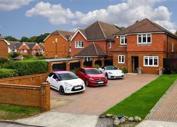 Thumbnail 4 bed detached house for sale in Buckland Road, Tadworth, Surrey
