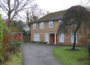 Thumbnail 6 bed detached house for sale in Romsey Drive, Farnham Common, Slough