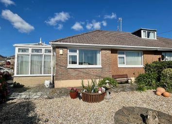 Thumbnail 2 bed semi-detached bungalow for sale in Staddon Crescent, Plymstock, Plymouth