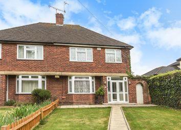 Thumbnail 4 bedroom semi-detached house for sale in Ladys Close, Watford