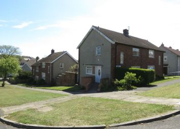 Thumbnail 3 bed semi-detached house for sale in Kirkland Hill, Peterlee