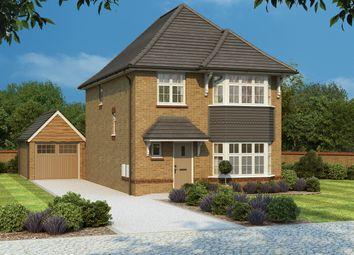 Thumbnail 4 bedroom detached house for sale in Kiln Road, Thundersley, Benfleet, Essex