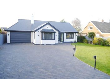 Thumbnail 2 bedroom detached bungalow for sale in Middle Drive, Ponteland, Newcastle Upon Tyne