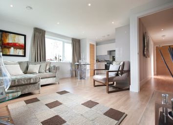 Thumbnail 3 bed flat for sale in Plot 47, Meridian Waterside, Southampton