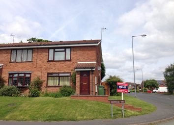 Thumbnail 1 bed property to rent in Redwood Way, Coppice Farm, Willenhall