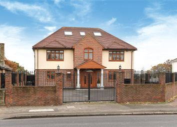 Thumbnail 8 bed detached house for sale in Manor Road, Chigwell, Essex