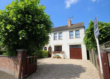 Thumbnail 4 bedroom semi-detached house for sale in Station Road, Purton, Swindon