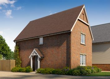 Thumbnail 3 bed detached house for sale in Parsonage Court, Great Tey, Colchester